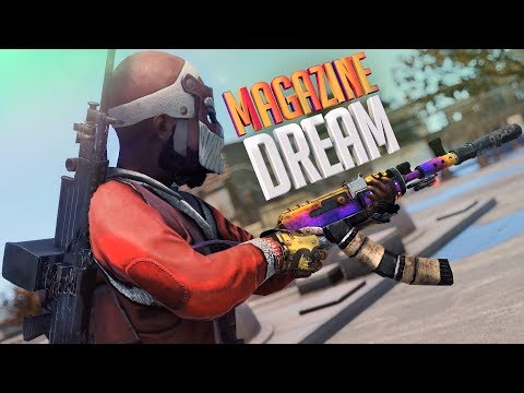 THE ONE MAGAZINE DREAM - Rust thumbnail