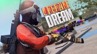 THE ONE MAGAZINE DREAM - Rust