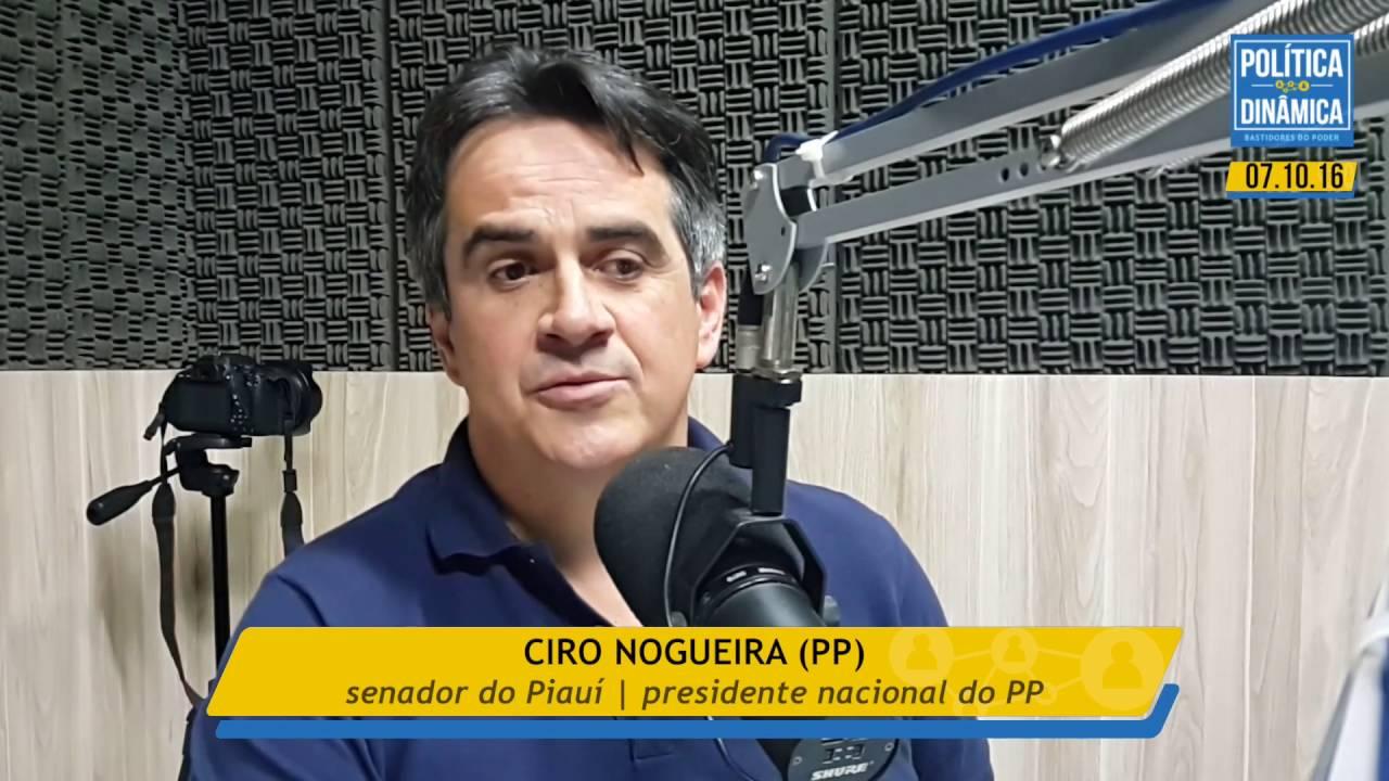 b696100111 CIRO NOGUEIRA AFIRMA QUE ELEIÇÃO DE PICOS VAI TERMINAR NA JUSTIÇA - Marcos  Melo - Política Dinâmica