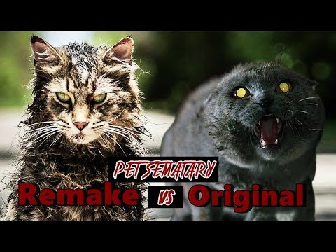 Cemitério Maldito: Remake vs Original - REVIEW ⚠ com Spoilers ⚠