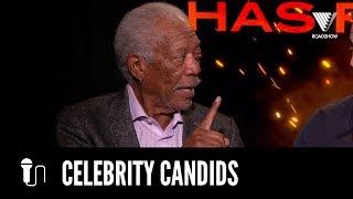 Is Morgan Freeman The Next US President?   ANGEL HAS FALLEN