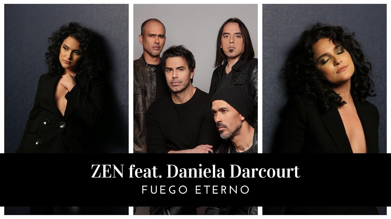 ZEN feat. Daniela Darcourt - Fuego Eterno (Vídeo Oficial)