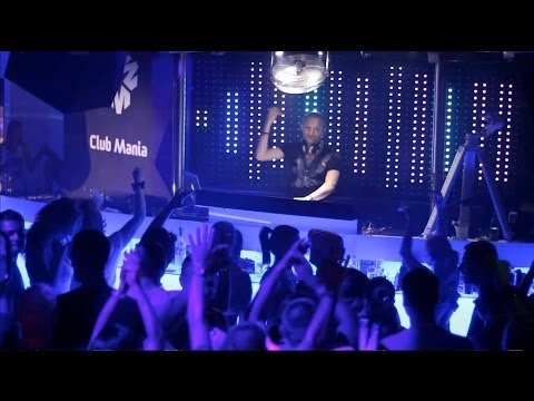 Pacho Birthday Party 2013 LIVE Video DJ Set