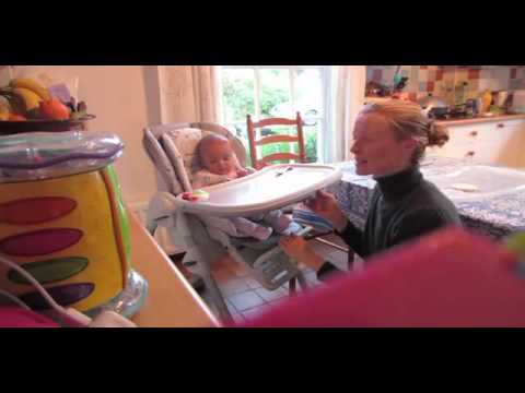 Chicco Australia* Polly 2-in-1 High Chair Consumer Test