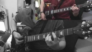 Bullet For My Valentine - Your Betrayal - GUITAR COVER