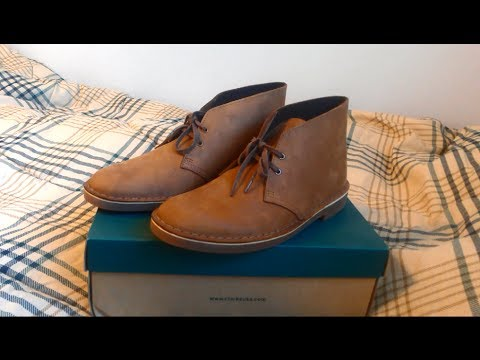 33e7b9b1d4f Clarks Bushacre 2 Beeswax Leather Chukka Boots Review