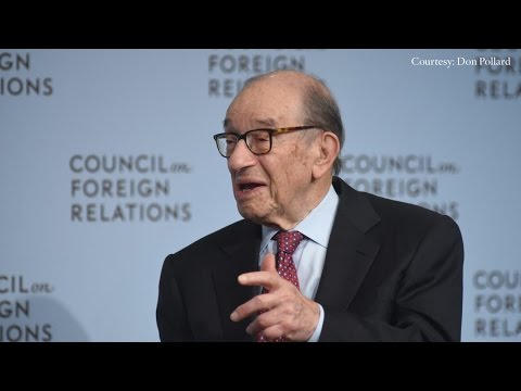 Alan Greenspan on Central Banks, Stagnation, and Gold