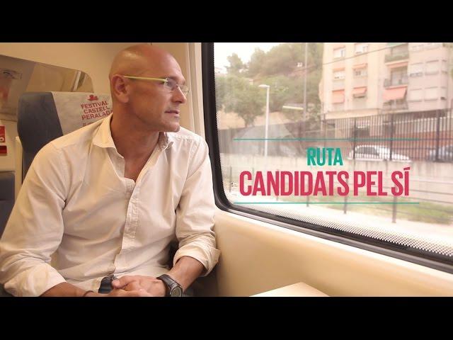 Ruta Candidats pel Sí