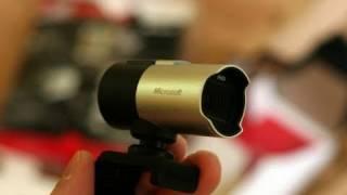Microsoft LifeCam Studio 1080p Webcam(Microsoft Unveils New LifeCam With Stunning 1080p HD Sensor http://www.microsoft.com/presspass/press/2010/sep10/09-13StudioPR.mspx Microsoft's 1080p ..., 2010-09-14T23:40:41.000Z)