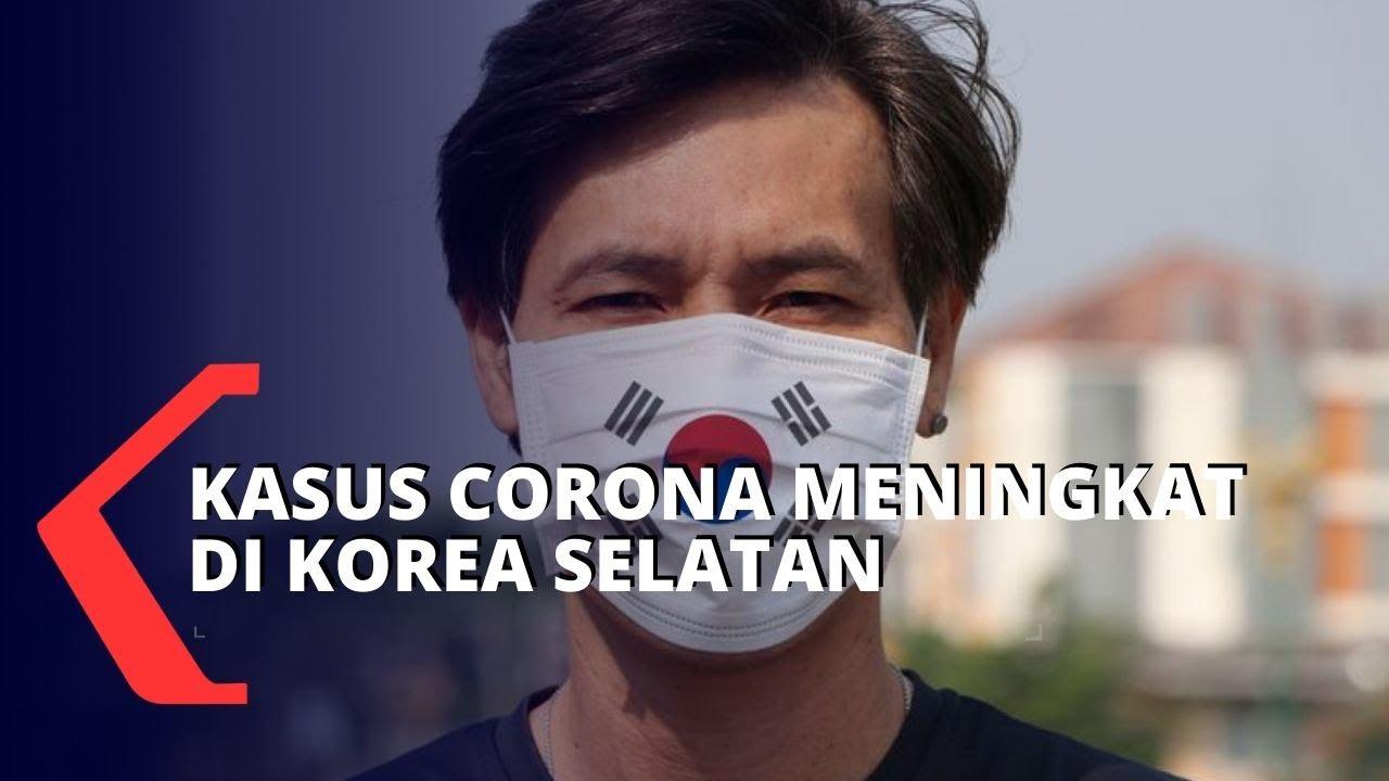 Kasus Corona Kembali Meningkat di Korea Selatan, S