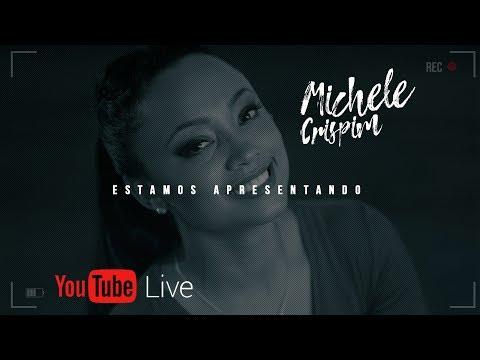 Transmissão ao vivo de Michele Crispim . 23 de Novembro de 2017