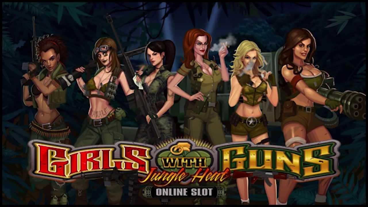 Girls With Guns Games