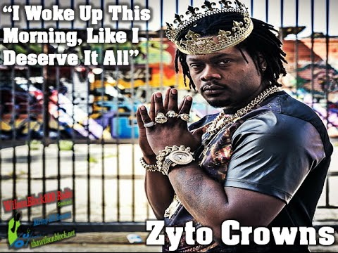 Zyto Crowns talks Pasadena Music, Building a Brand, & Entrepreneurship on WilsonBlock100 Radio