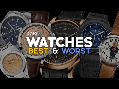 Best & Worst Watches of 2019: A. Lange & Soehne, Vacheron Constanin, Audemars Piguet...