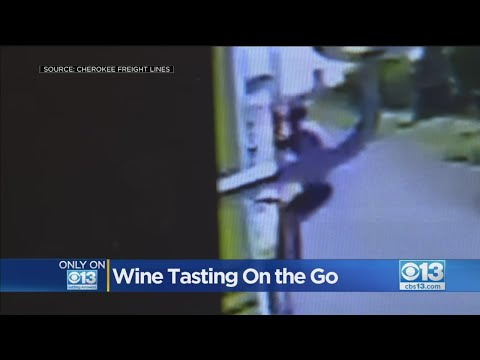 Wine Tasting On The Go: Suspect Jumps On Tanker Truck