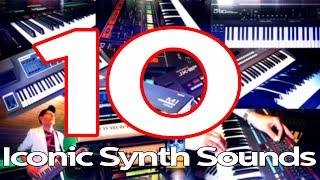 10 Iconic Synthesizer Sounds