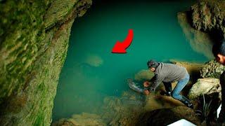 Это 200-летнее Существо Годами Скрывалось в Пещере