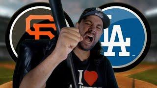 Bye Bye Baby! SF Giants vs LA …