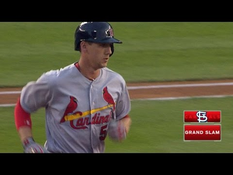5/27/16: Piscotty belts grand slam as Cards down Nats