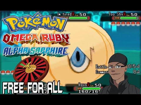 roulette free for all app pokemon