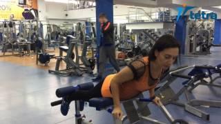 Видео урок из тренажерного зала с Татьяной Киреевой❗