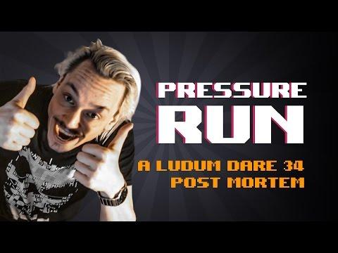"""Pressure Run"" — A Ludum Dare 34 Post Mortem"