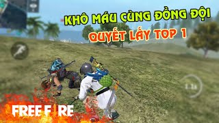 [Garena Free Fire] DUO VS SQUAD CLEAR ALL MAP | Sỹ Kẹo