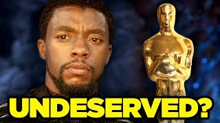 Black Panther Oscars - SHOULD IT WIN?