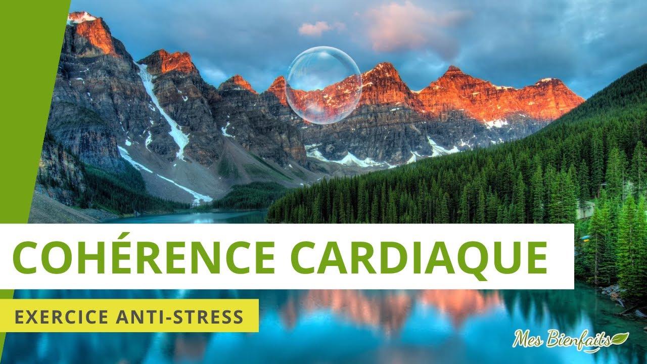 La respiration rythmée pour une bonne cohérence cardiaque