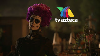 DÍA DE MUERTOS 2015-Catrinas Tv Azteca
