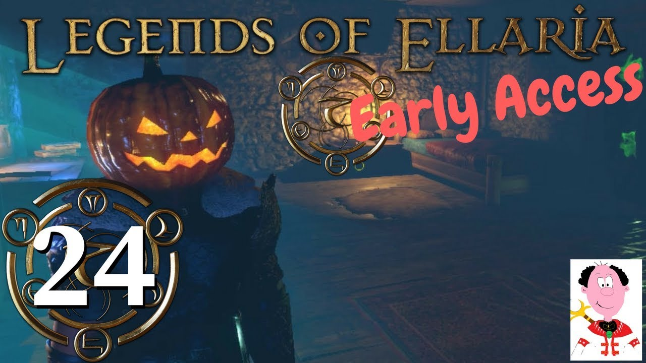 Halloween Special - Legends of Ellaria - Early Access ...