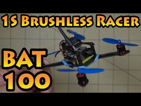 Micro Drones 101 🚁#29⚡ FullSpeed BAT-100 😲