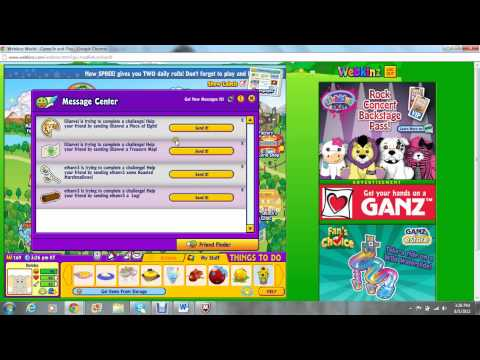 Webkinz speed dating