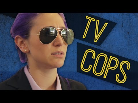 Things TV Cops Do That'd Be Weird If You Did Them
