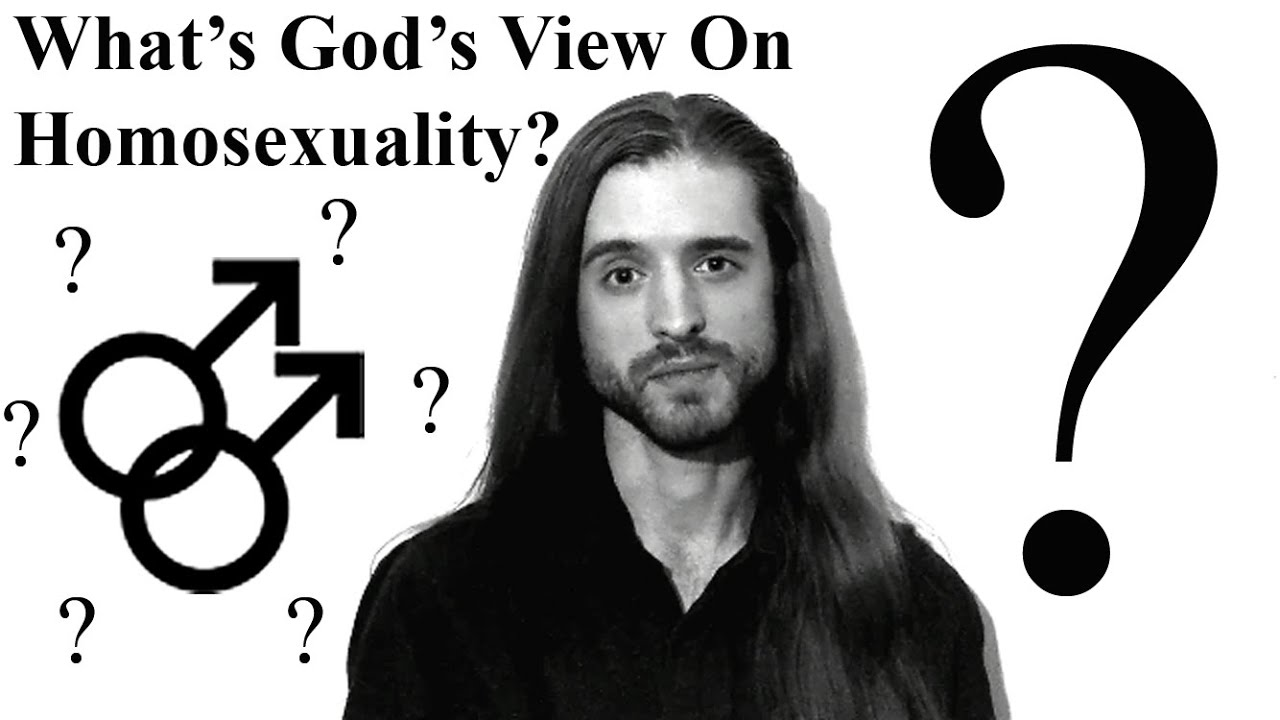 """the christians view on homosexuality Log in view account log out  say there is """"no conflict"""" between their religious beliefs and homosexuality  christians and christianity, evangelical."""