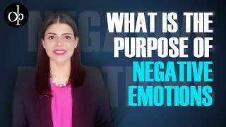 What Is The Purpose Of Negative Emotions By Deepti Pathak | Leadership Coach