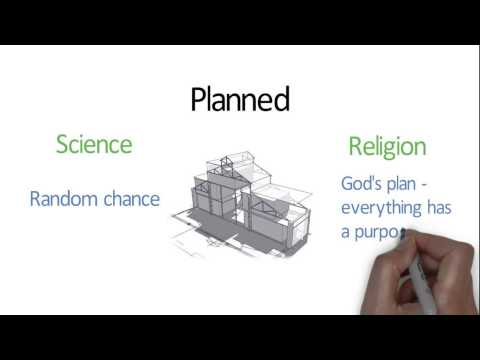 Religion and science - The relationship between scientific and religious theories