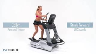 TRUE Workout Series - CS400 Elliptical Workout