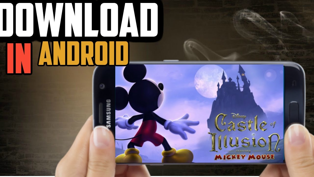 Castle Of Illusion Mickey Mouse Free Download Youtube
