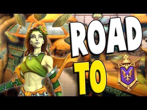 Ranked Inara: Road to GM #16   Paladins Gameplay