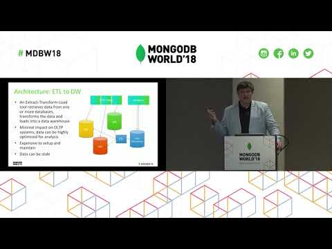 Data Analytics with MongoDB