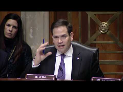 Rubio presses State Department on response to attacks on U.S. diplomats in Cuba