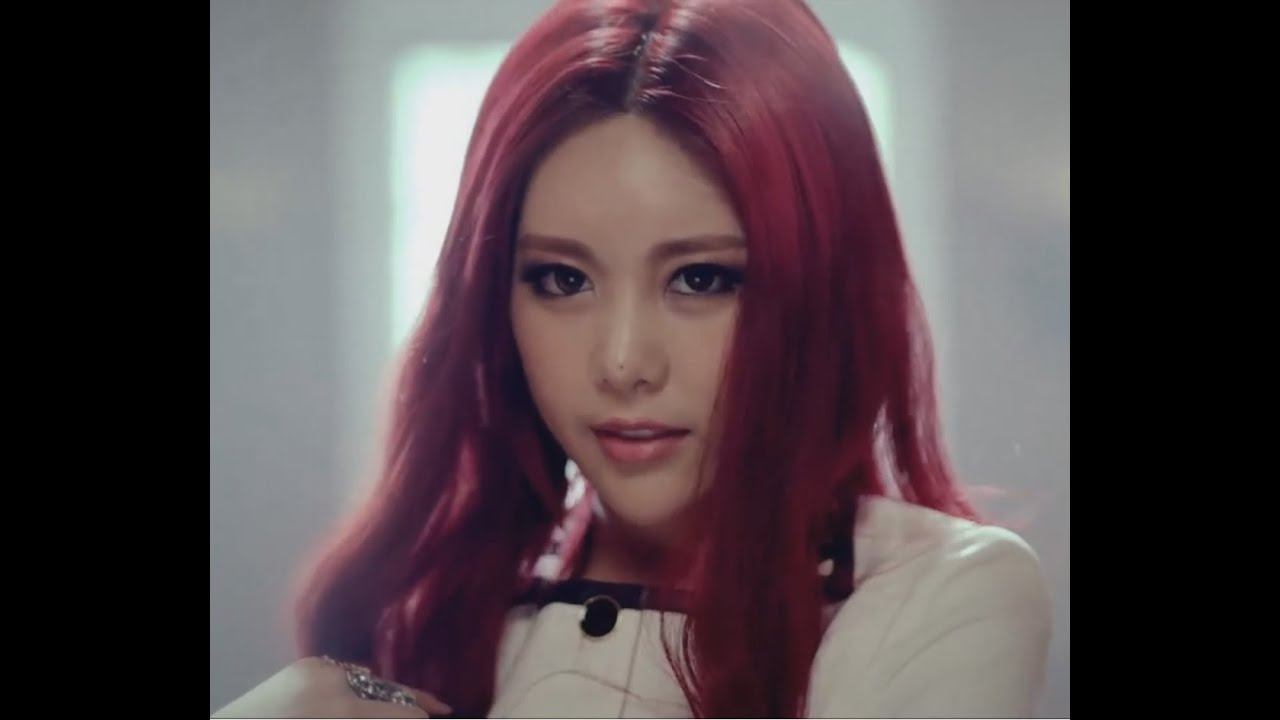 T-ara - Number Nine Qri cut 1H - YouTube