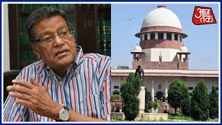 Aaj Subah: Supreme Court Issue Not Yet Resolved Says, Attorney General Venugopal