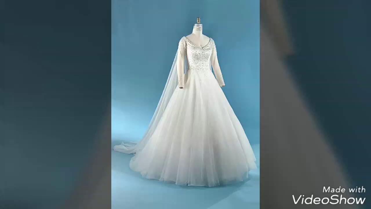 Top 9 Des Plus Belles Robes De Mariée Disney