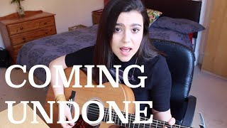 Korn - Coming Undone (Violet Orlandi cover)