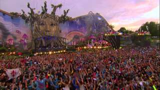 Tomorrowland 2011   official after movie