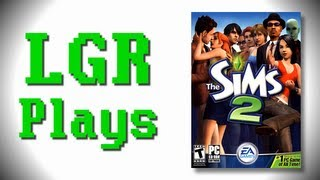 LGR Plays - The Sims 2