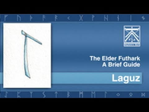 The Elder Futhark :: Laguz (HD)