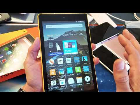Amazon Fire HD 8 Tablet: How to Download YouTube App in 10 Seconds
